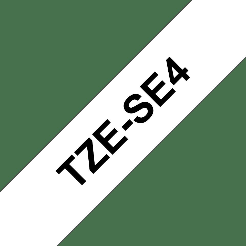 Originalna Brother TZe-SE4  kaseta s trakom za označevanje