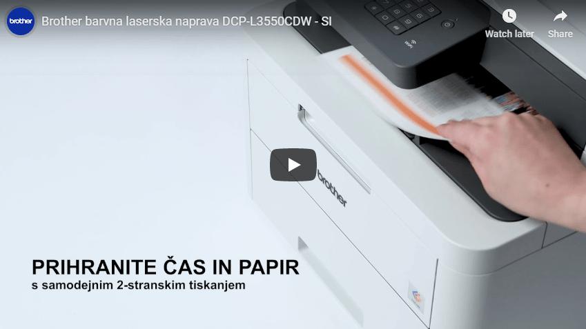 DCP-L3550CDW  brezžična barvna laserska večfunkcijska naprava 3-v-1 6